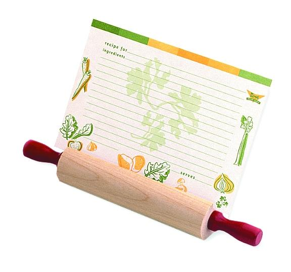Best Recipe Card holder Wood